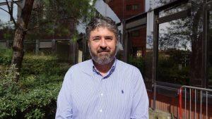 Marc Fridman, porte-parole du CRIF à Toulouse le 4 octobre 2017 nous parle de l' antisémistisme