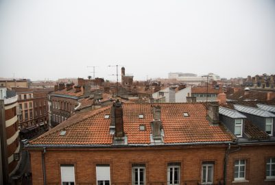 Toulouse from the roofs