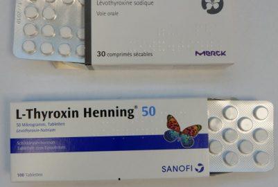 Lévothyrox : seulement 2 à 4 boîtes par pharmacie