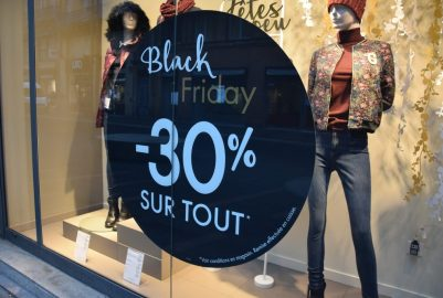 La France a son Black Friday