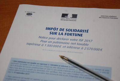 Êtes vous favorable à la réforme de l'Impôt sur la fortune (ISF)?