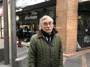 Jean-Marie s'exprime sur les nouvelles mesures anti-pollution appliquées dans Toulouse.