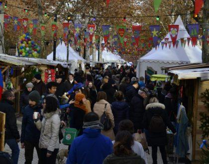 Marché de Noël à Toulouse : l'alternatif a la côte