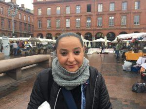 Camélia a répondu a des questions concernant la médiatisation des criminels