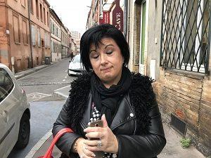 Nathalie a accepté de répondre à nos questions sur le port d'arme des policiers