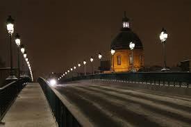 Pas de bonhomme de neige pour Toulouse cette semaine !