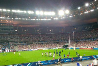 Que pensez-vous de l'attribution de la coupe du monde du Rugby à la France ?