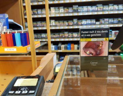Hausse du tabac, perte de clients