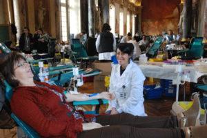 Don du sang : l'engouement des toulousains toujours aussi fort