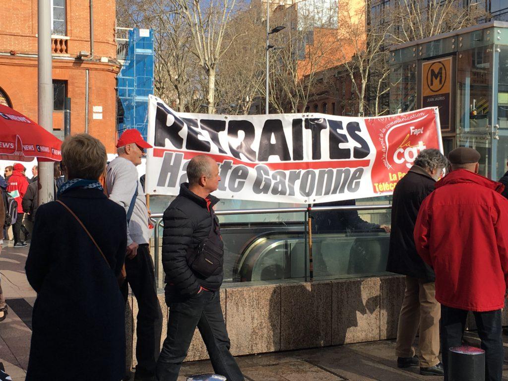 Neuf syndicats ont répondu à l'appel national pour protester contre la hausse de la CSG.
