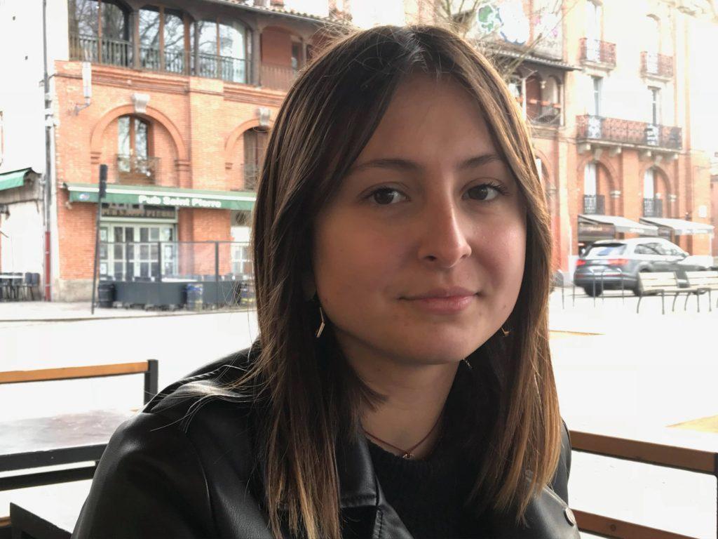 Paulina, 18 ans étudiante