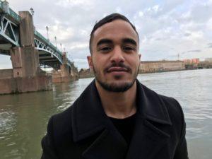 Talal, 22 ans étudiant