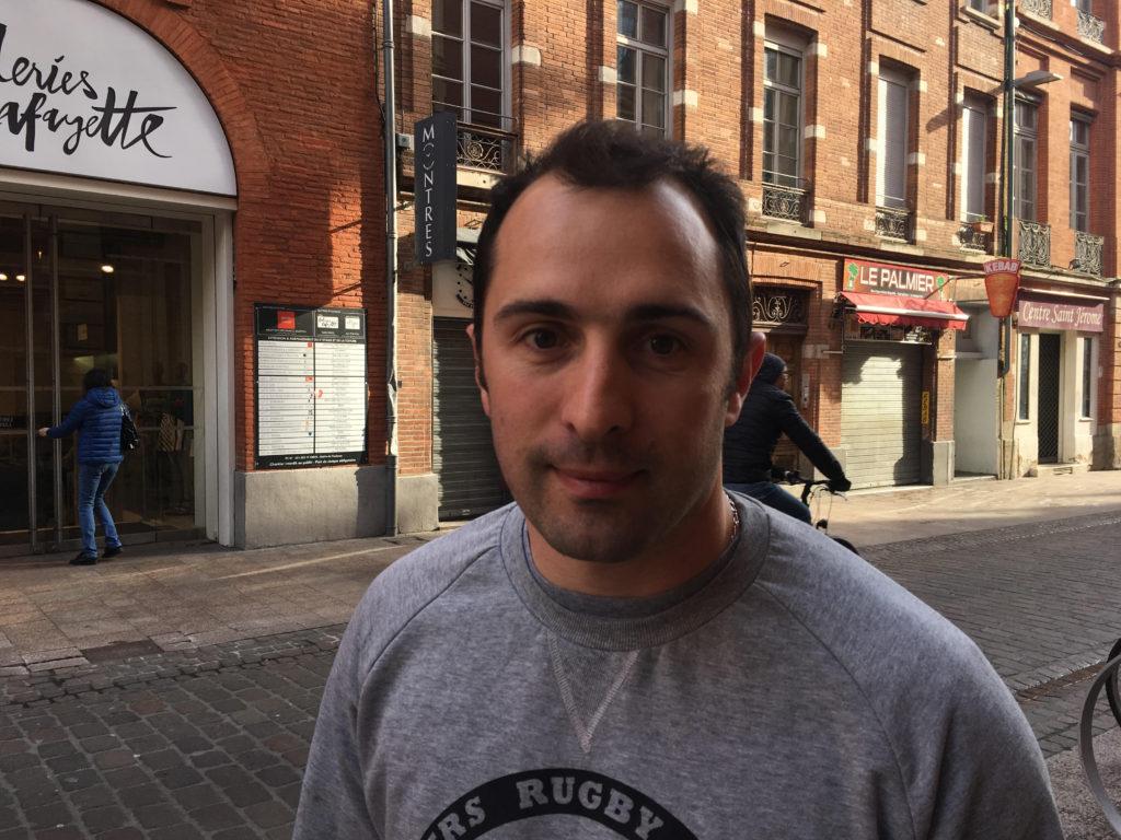 Laurent a accepté de répondre a la question Le Stade Toulousain est il de retour
