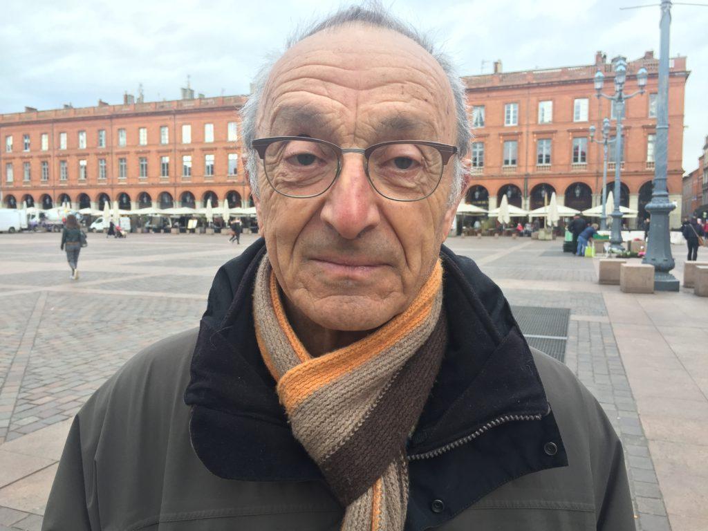 Marc Bollarand, retraité, 80 ans