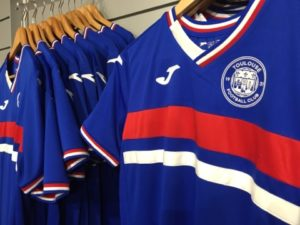 Maillot collector du TFC coupe du monde 98