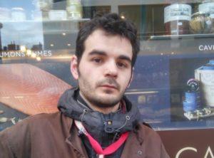 Kevin, 29 ans, livreur