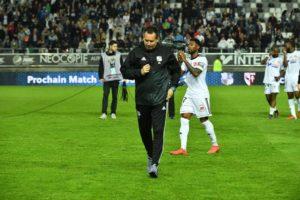 Olivier Lagarde, entraîneur des gardiens d'Amiens. Photo ©Marc Cativiela