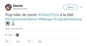 Trop hâte de revoir #OliveEtTom à la télé