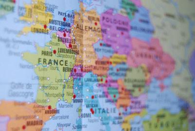 La carte de presse chez nos voisins européens