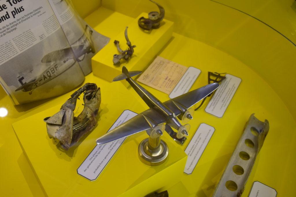 Gilles Collaveri: l'archéologue sort de terre des vestiges d'avions anciens