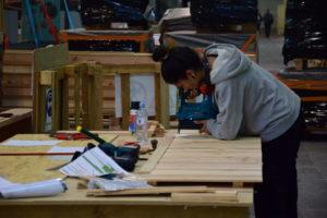 L'association Bois&Cie est un tremplin vers un emploi durable.