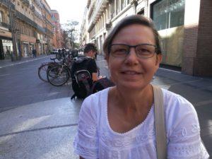 Claudine, 54 ans, auxiliaire de vie