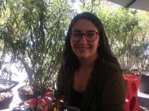 Dorine, 19 ans, étudiante