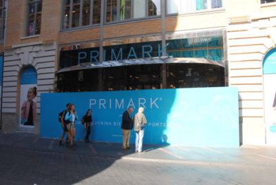 Primark : L'enseigne est-elle attendue sur la ville Rose?
