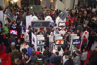 Toulouse Game Show, Buffy contre les vampires en tête d'affiche