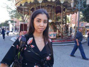 Kheira, 19 ans, Lycéenne