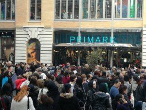 Ouverture de Primark Toulouse Mercredi 17 Octobre