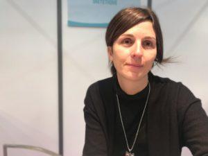 Céline, 42 ans, intervenante