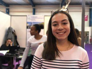 Daphnée, 19 ans, étudiante