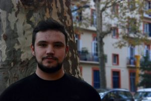 Arnaud, 19 ans, étudiant