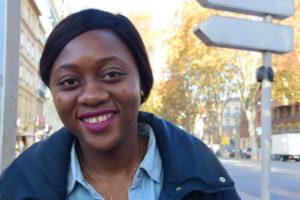 Laura, 24 ans, étudiante