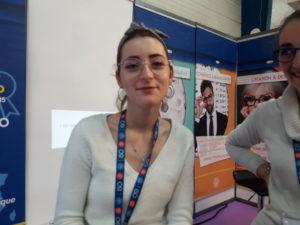 Mathilde, 19 ans, étudiante opticienne