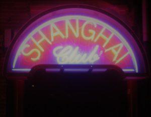 Devanture du Shanghai situé rue de la Pomme à Toulouse.
