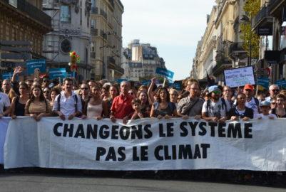 «Marche pour le climat»: gilets verts et gilets jaunes main dans la main?