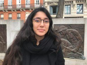 Sephora, 21 ans, étudiante