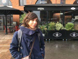 Noémie 33 ans réalisatrice