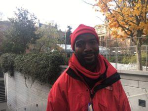 Idrissa, 25 ans, étudiant