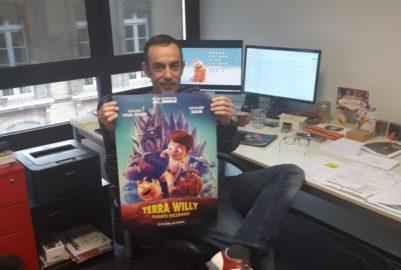 Terra Willy : Quand TAT s'associe avec Edouard Baer