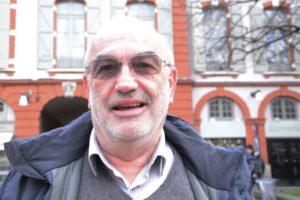 Yves, 73 ans, retraité