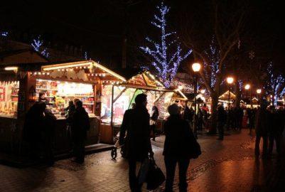 Noël : La ville Rose met le paquet