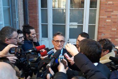 Prud'hommes : confrontation électrique entre Guy Novès et la Fédération française de rugby