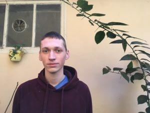 Dimitri 18 ans, au chômage