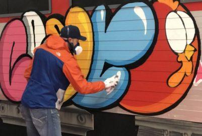 Street-art: les toulousains invités à voter pour leur graff' préféré