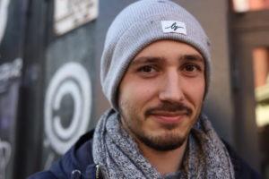 Bastien, 24 ans, entrepreneur