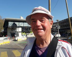 Elie, 66 ans, retraité