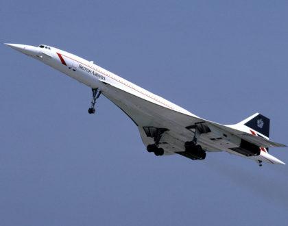 Le Concorde, cet avion qui fait encore rêver.